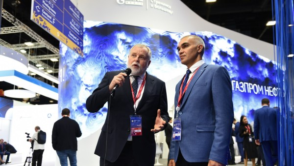 NORCHEM Group took part in the St. Petersburg International Economic Forum (SPIEF)