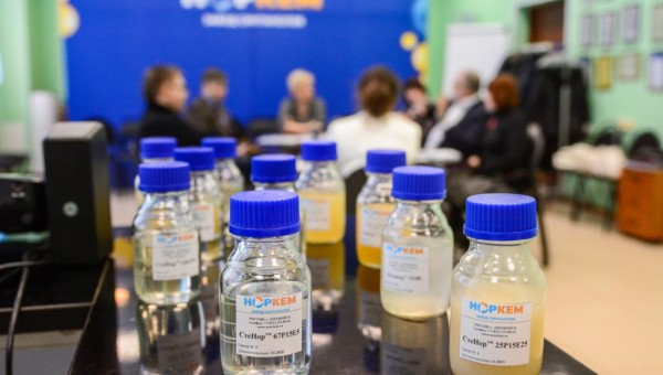 NORCHEM STRENGTHENS THE SCIENTIFIC APPROACH TO BUSINESS